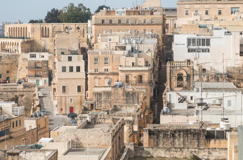 Zabytki Valletty