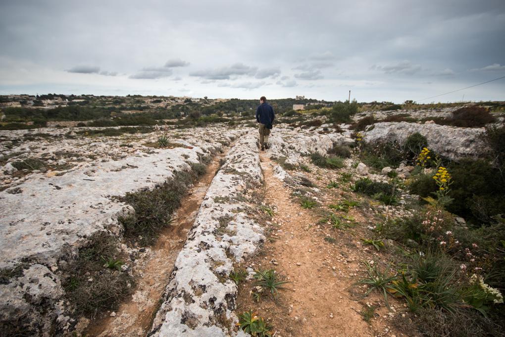 koleiny skalne tory gozo malta