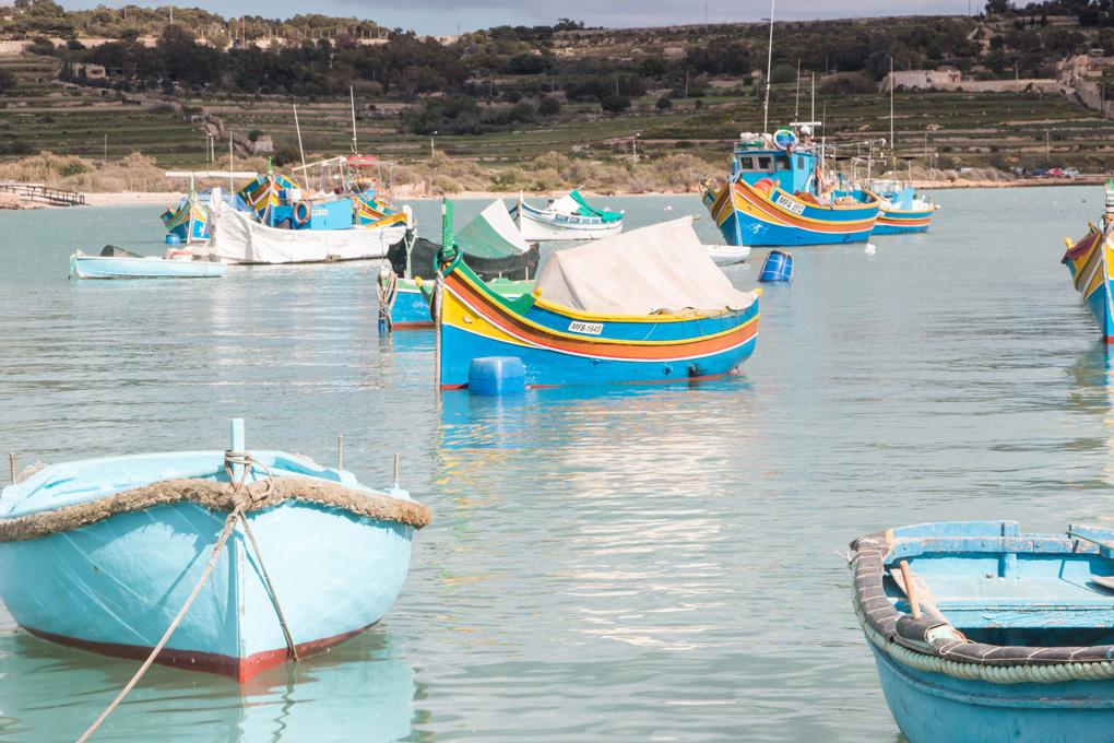 rybacy na Malcie