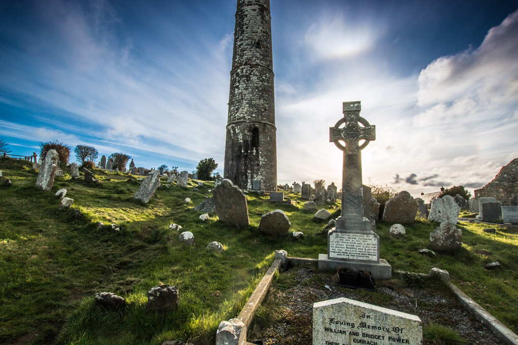 Ardmore cmentarz