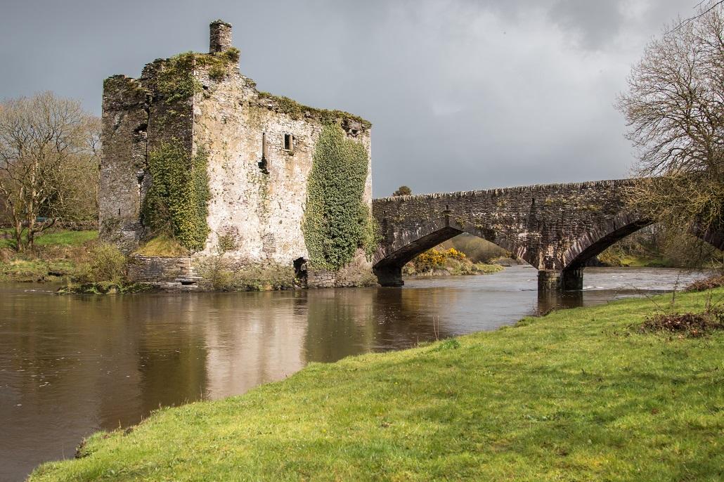 Carrigrohane Irlandia zamek