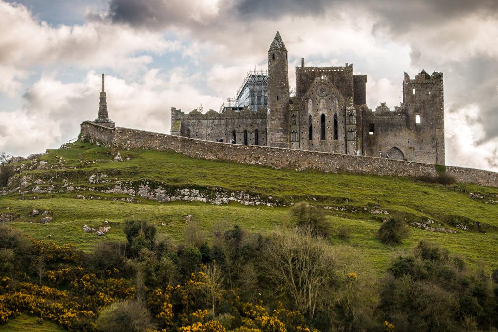 Cashel zamek
