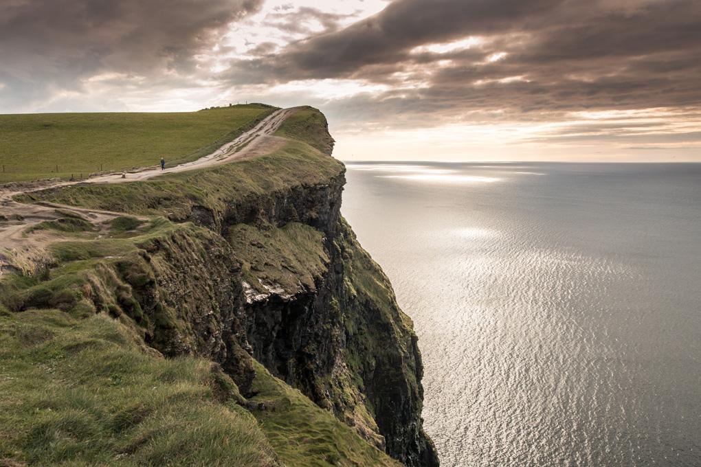 Irlandia klify najlepsze