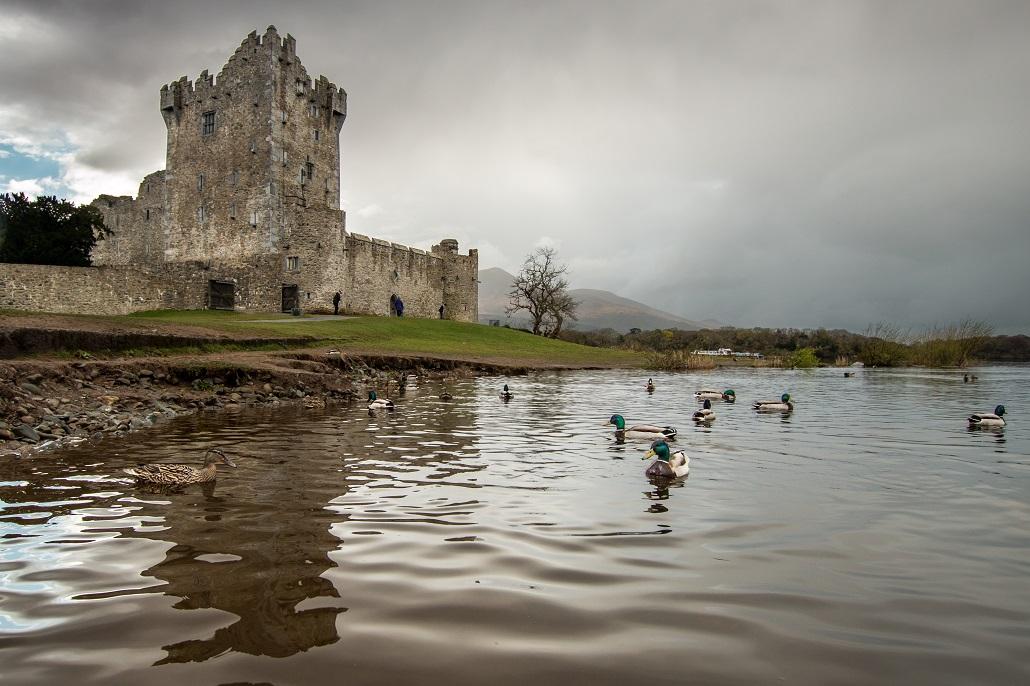 Killarney ciekawe miejsca irlandia