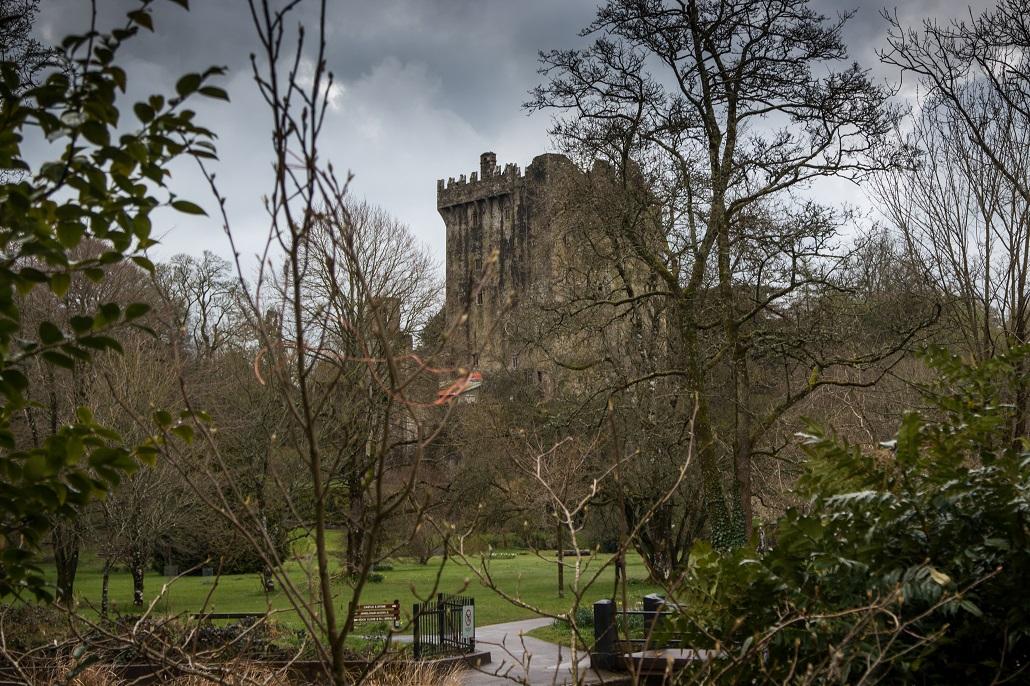 Zamek Blarney zwiedzanie bilety