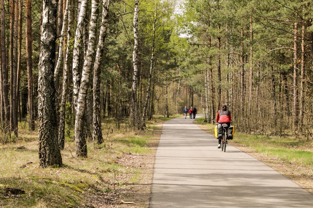Śląsk na rowerze gdzie jechać