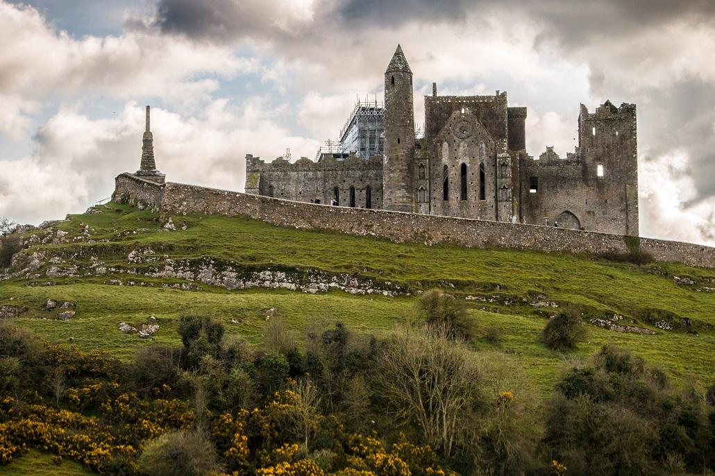 Atrakcje Irlandia Zamki lista
