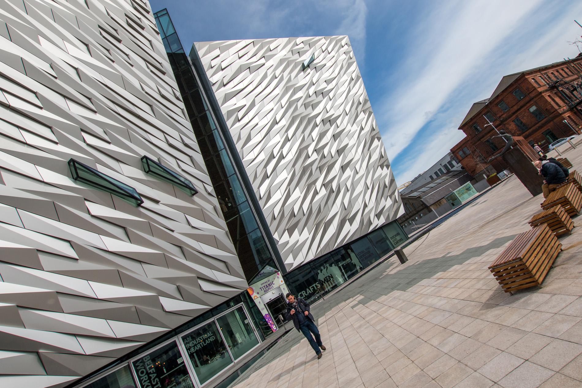 Belfast ciekawe miejsca