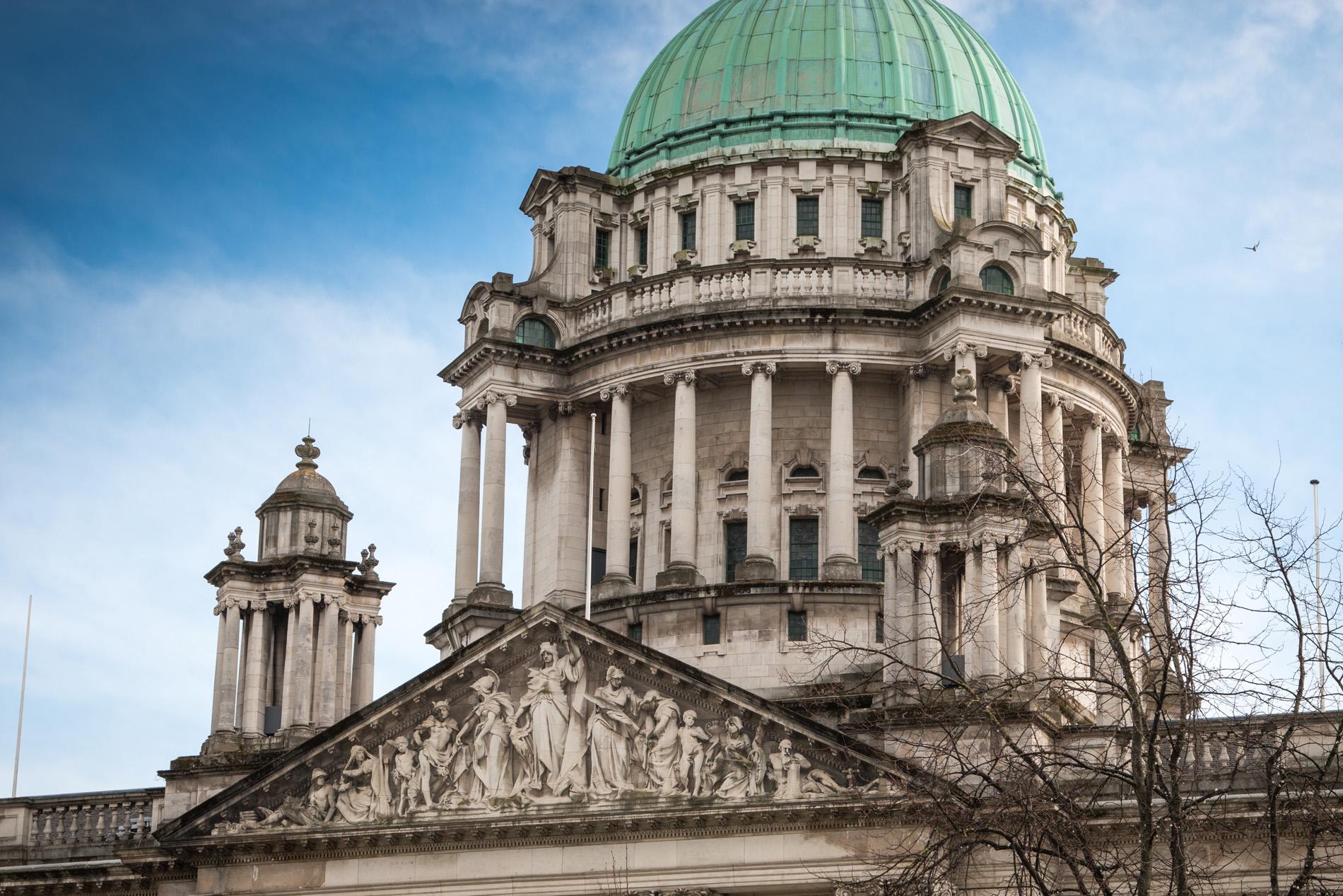 Belfast praktyczne informacje wyjazd
