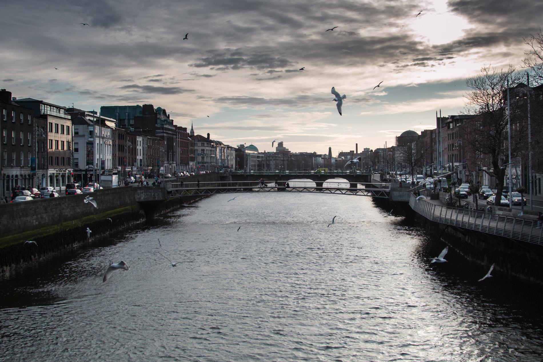 Dublin atrakcje turystyczne