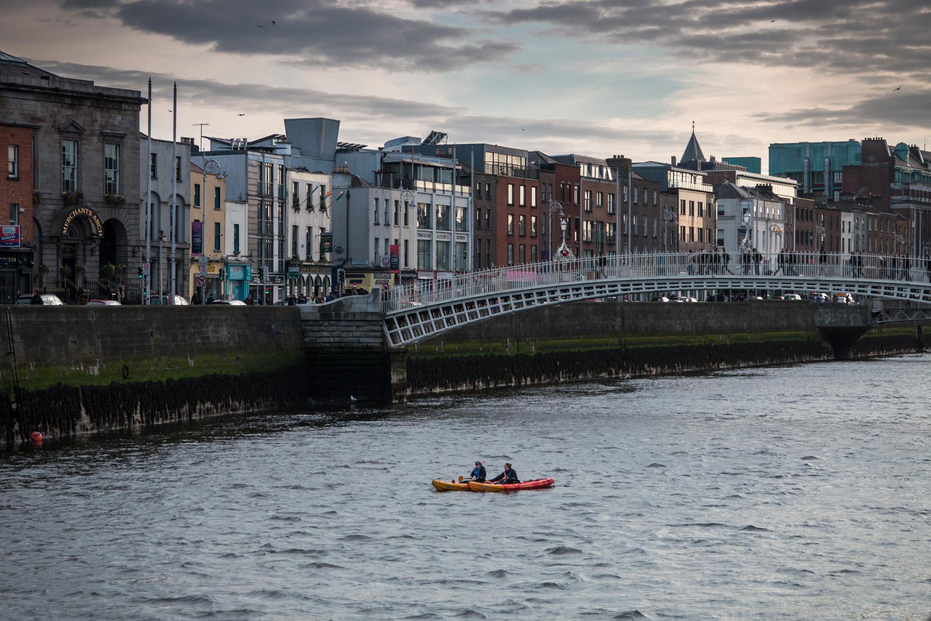 Dublin ciekawe miejsca