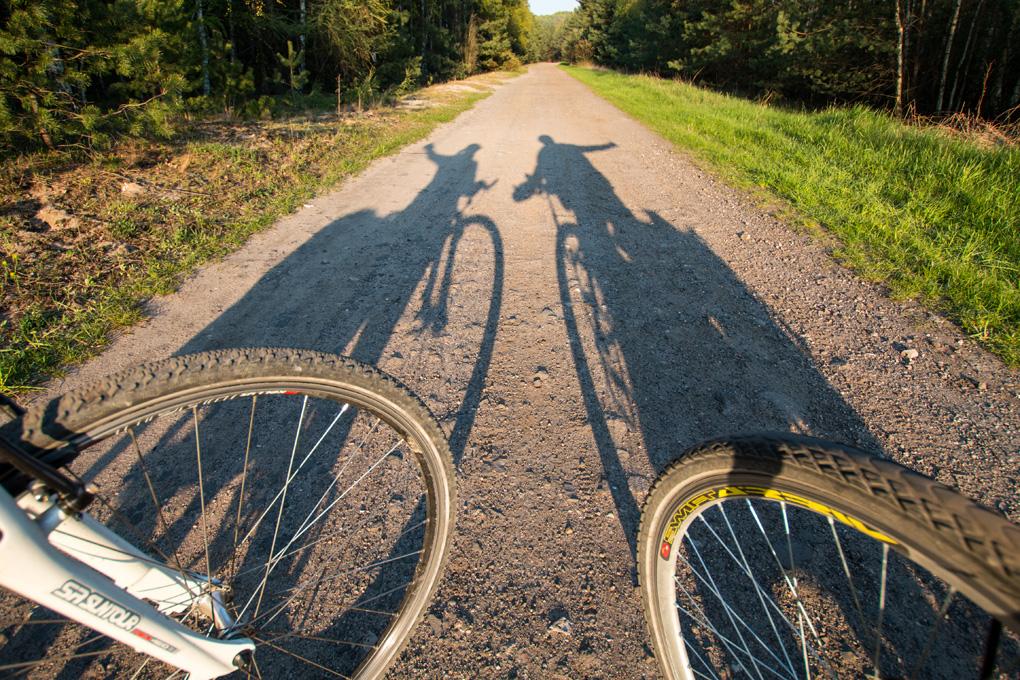 Gdzie na rower w śląskim