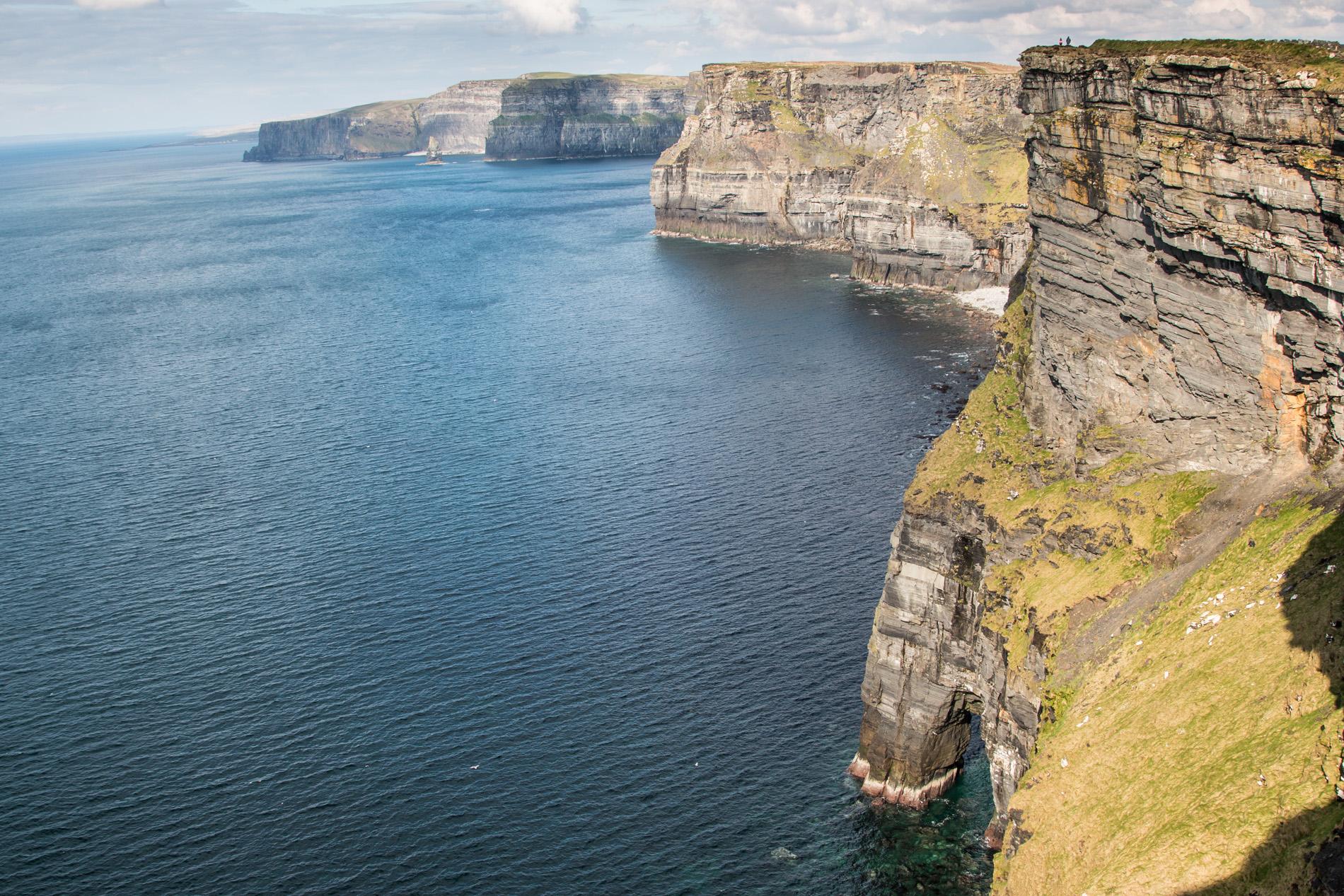 Irlandia Klify