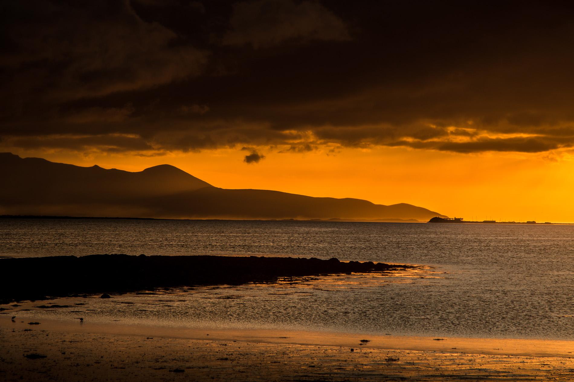 Irlandia widoki ciekawe plaże