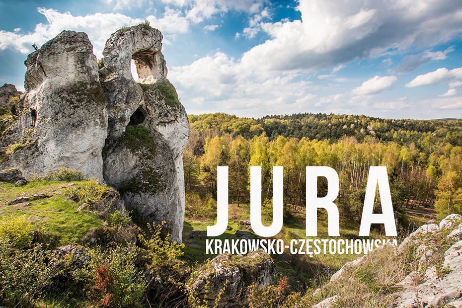 Jura krakowsko-częstochowska ciekawe miejsca co warto zobaczyc noclegi