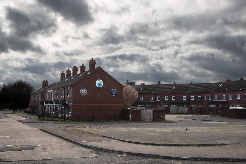 """To na Shankill działał największy gang seryjnych morderców w historii WIelkie Brytanii nazywany """"Rzeźnikami z Shankill"""""""
