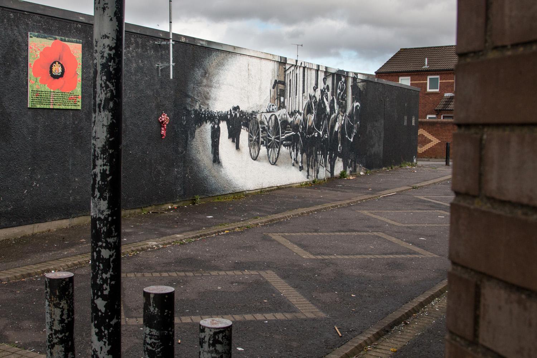 Wyłapywali oni losowo swoje ofiary spośród Irlandzkiej społeczności, zastraszając tym samym żyjących w okolicy ludzi