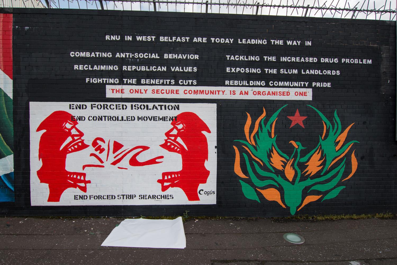 RNU czyli Republican Network for Unity - partia republikańska (Irlandzka), będąca jednak w opozycji do radykalnej, nacionalistycznej Sinn Fein