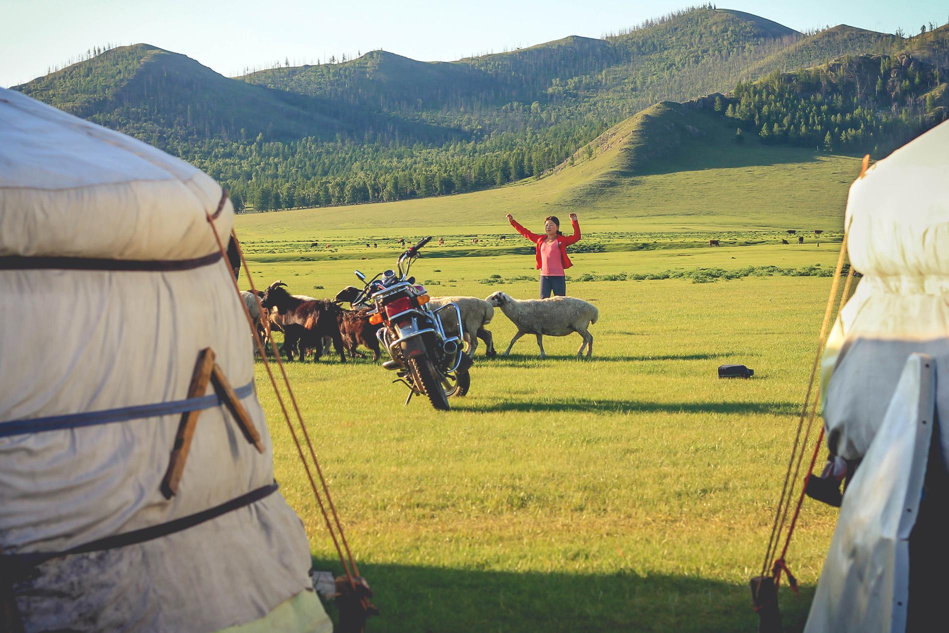 Mongolia pogoda ciekawostki informacje