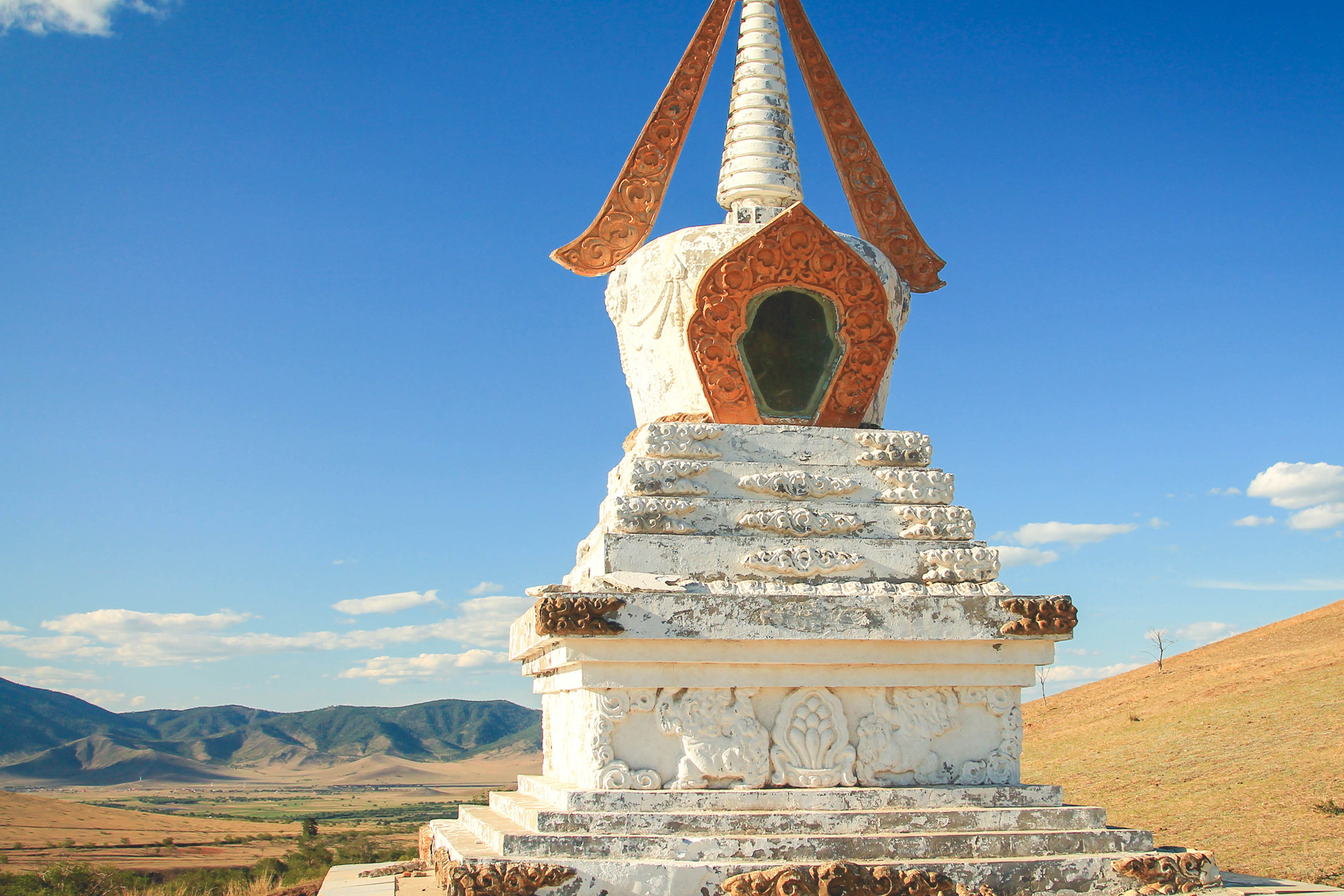 Mongolia praktyczne porady przewodnik