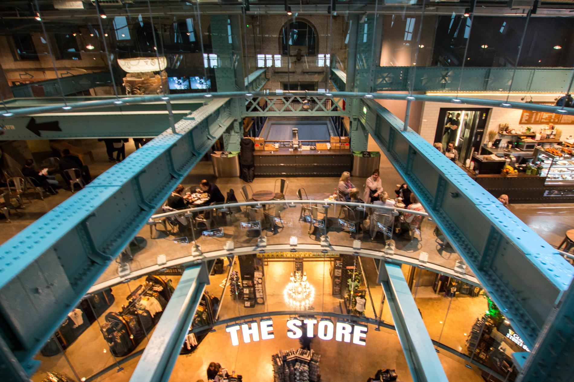 Muzeum piwa guinness w dublinie cena