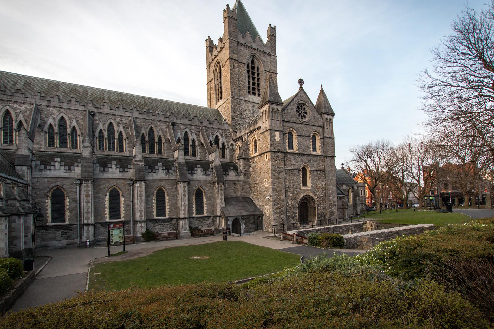 Pałac kościół w dublinie