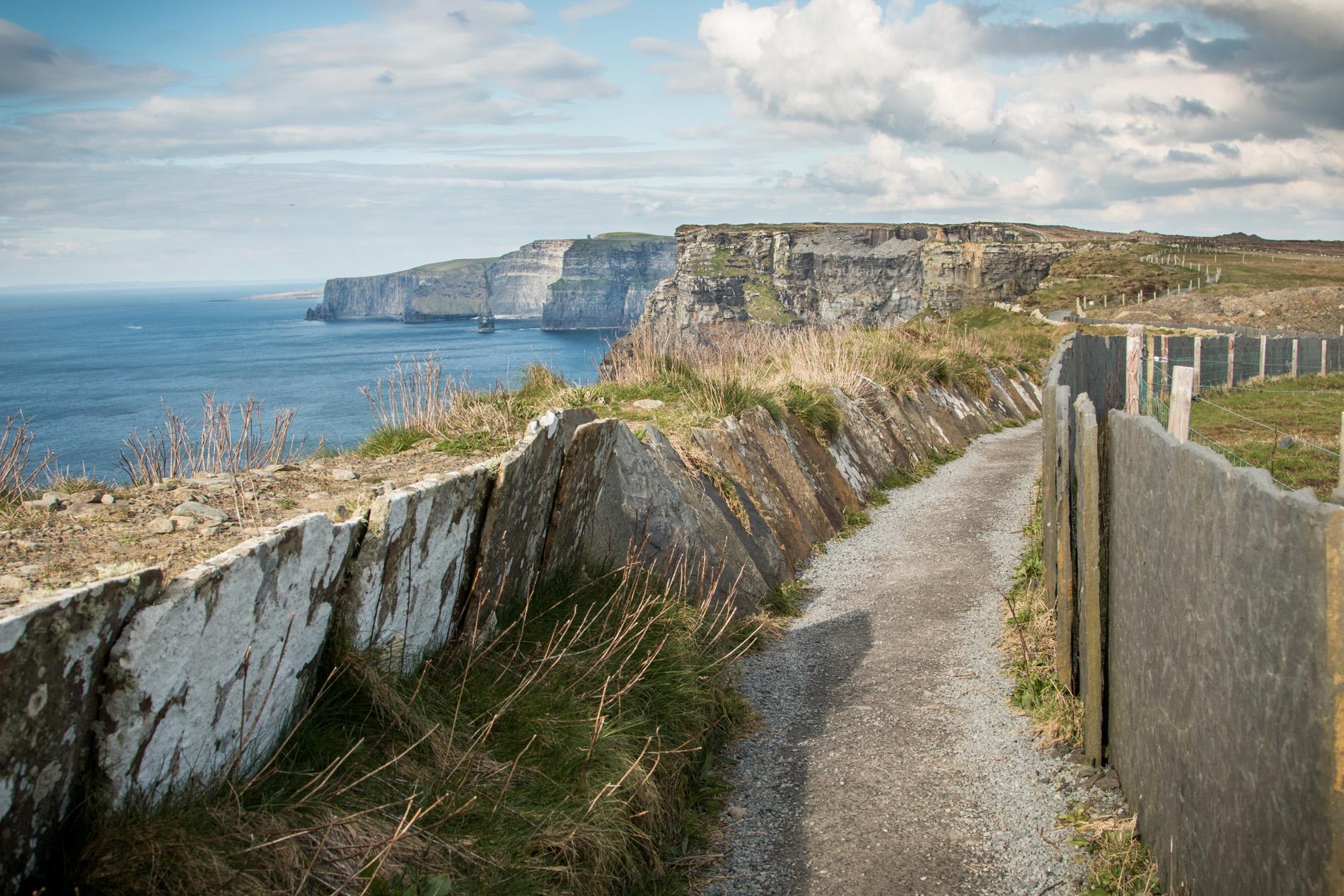 Trasy trekkingowe Irlandia Północna