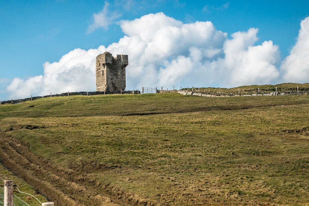 Moherowa wieża