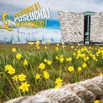 [ PKST 001] Belfast – historia muralami pisana. O konflikcie, ale nie tylko