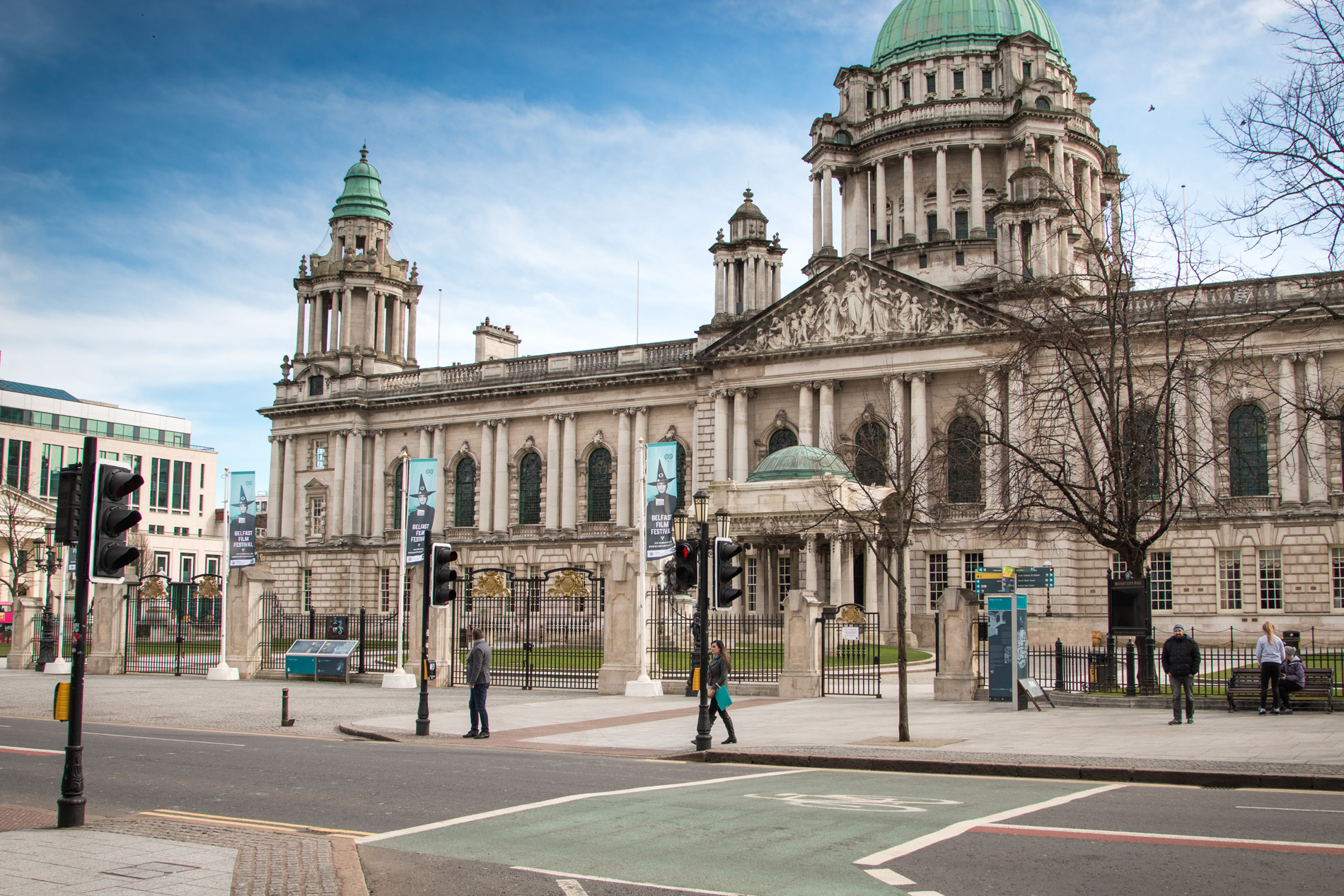 ciekawe miejsca Belfast Irlandia