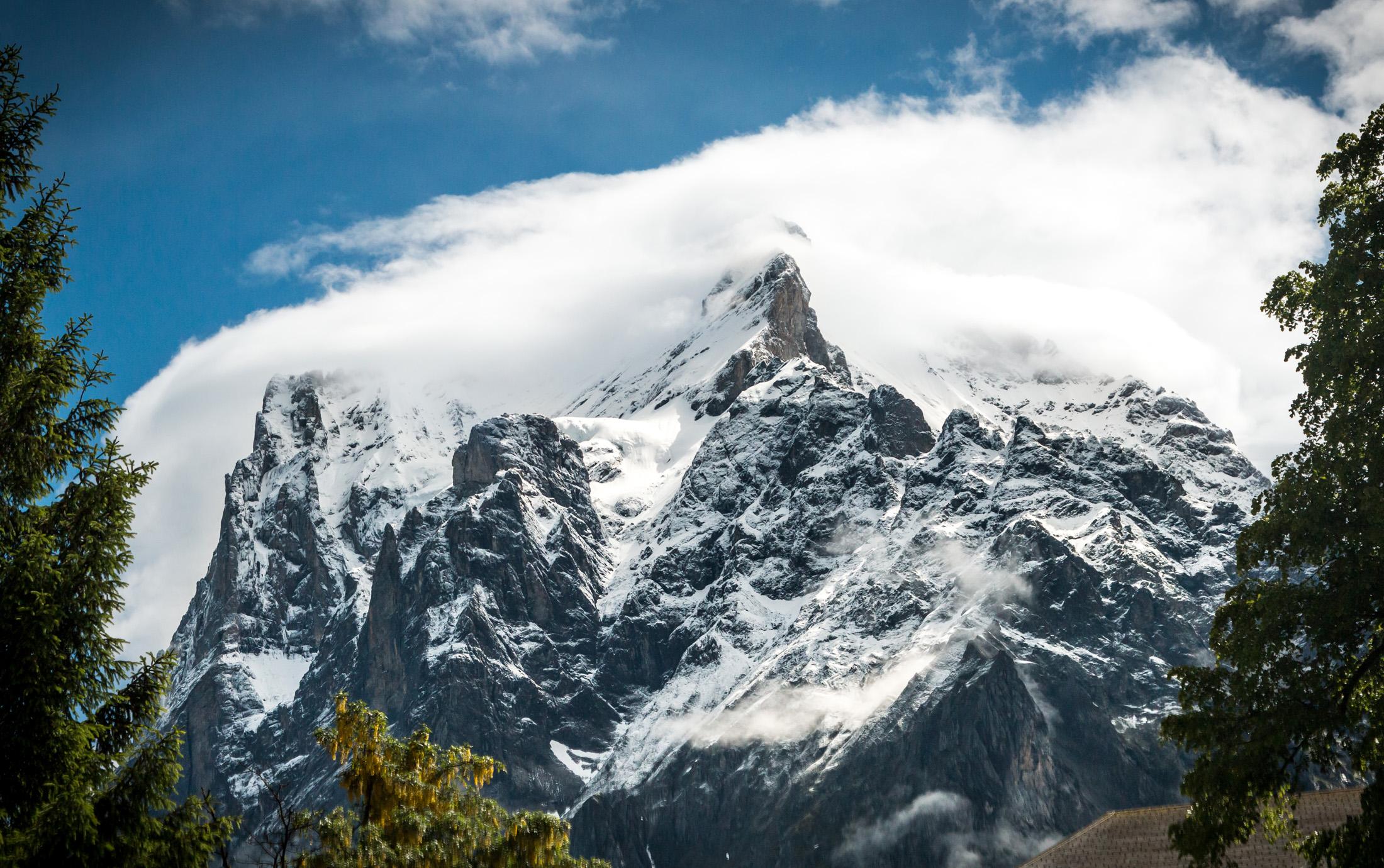 Alpy Berneńskie ciekawe miejsca