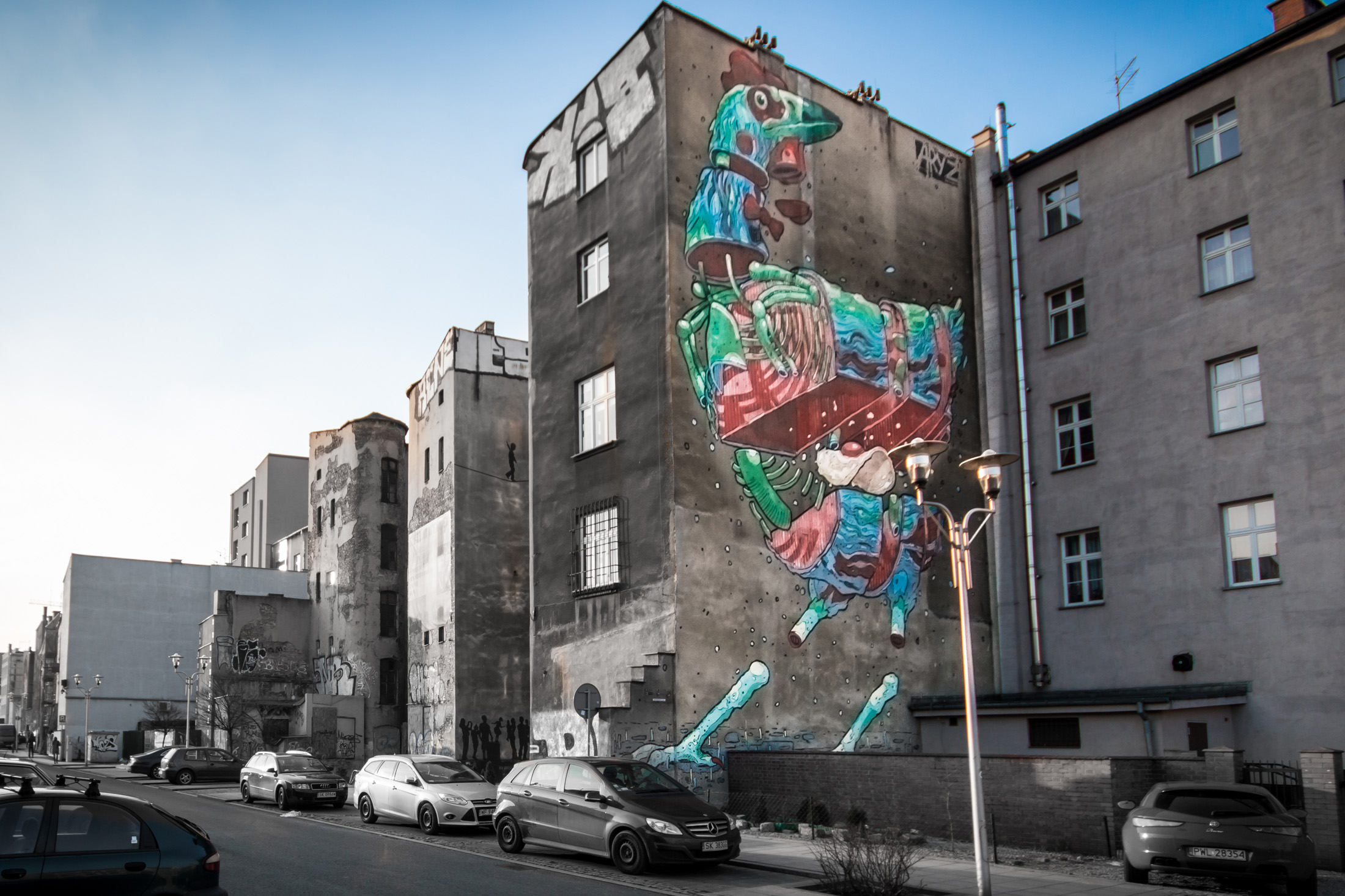 Katowice Murale