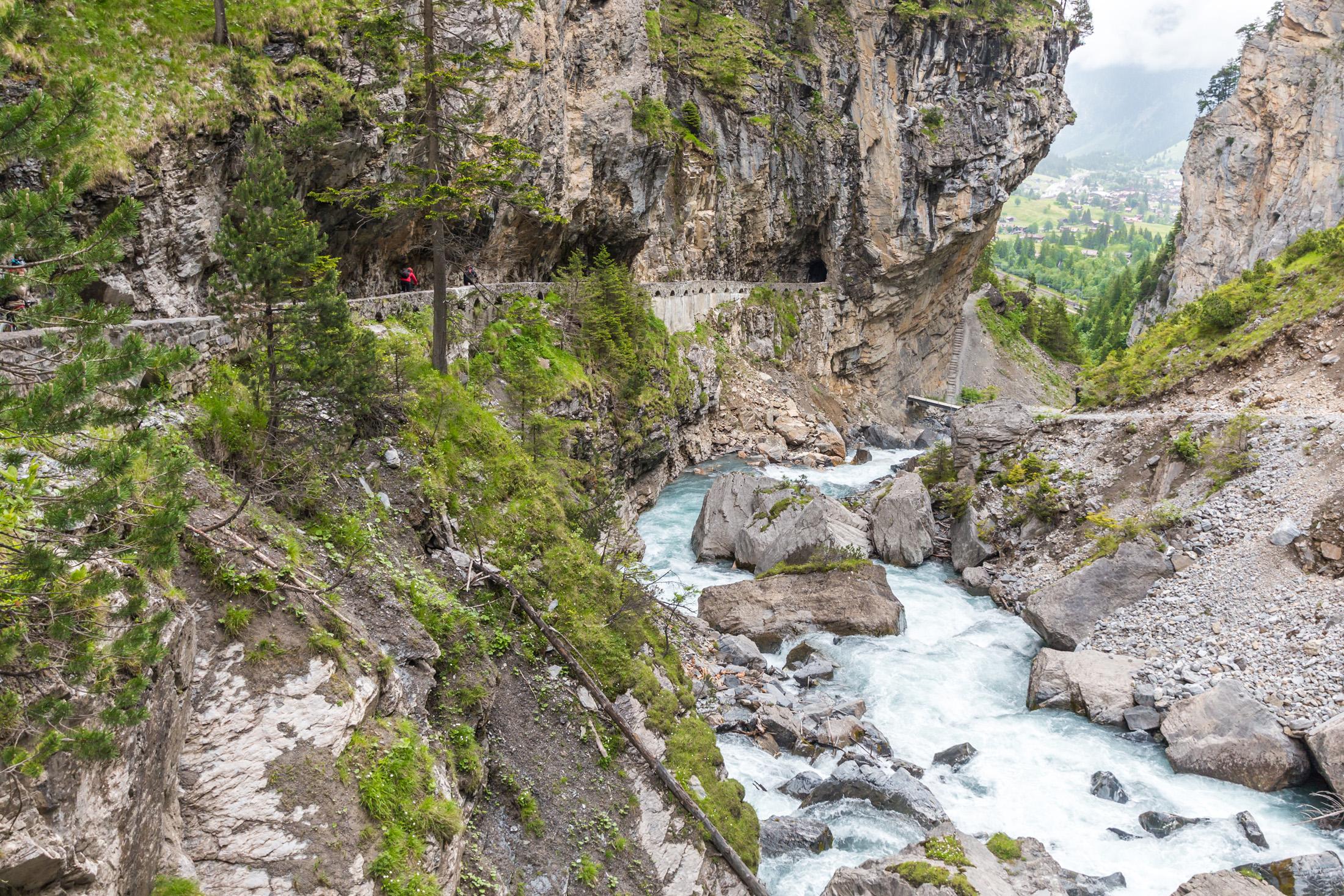 Oberland Berneński co zobaczyć