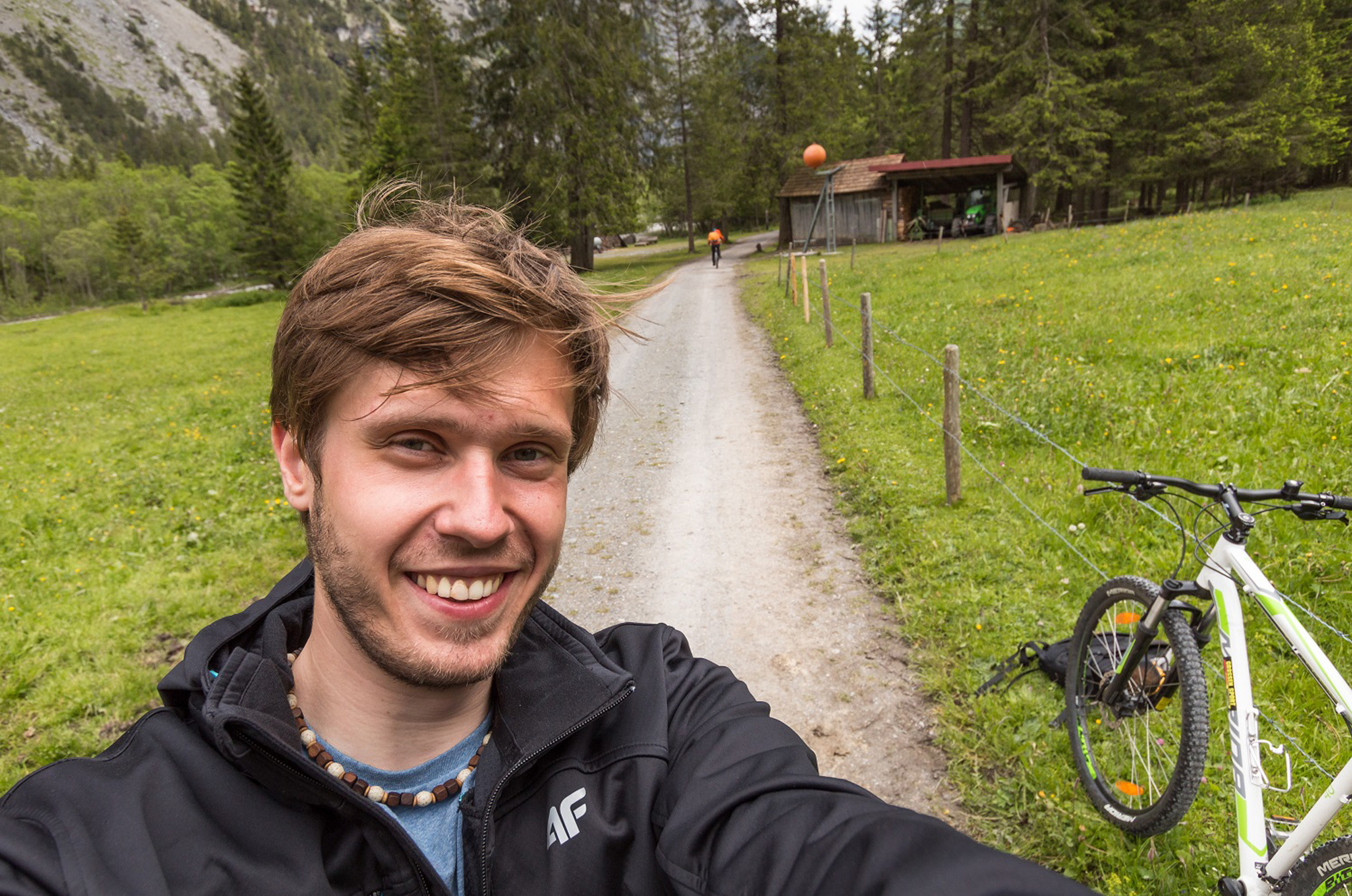 Rowery w Kandesteg mypożyczanie