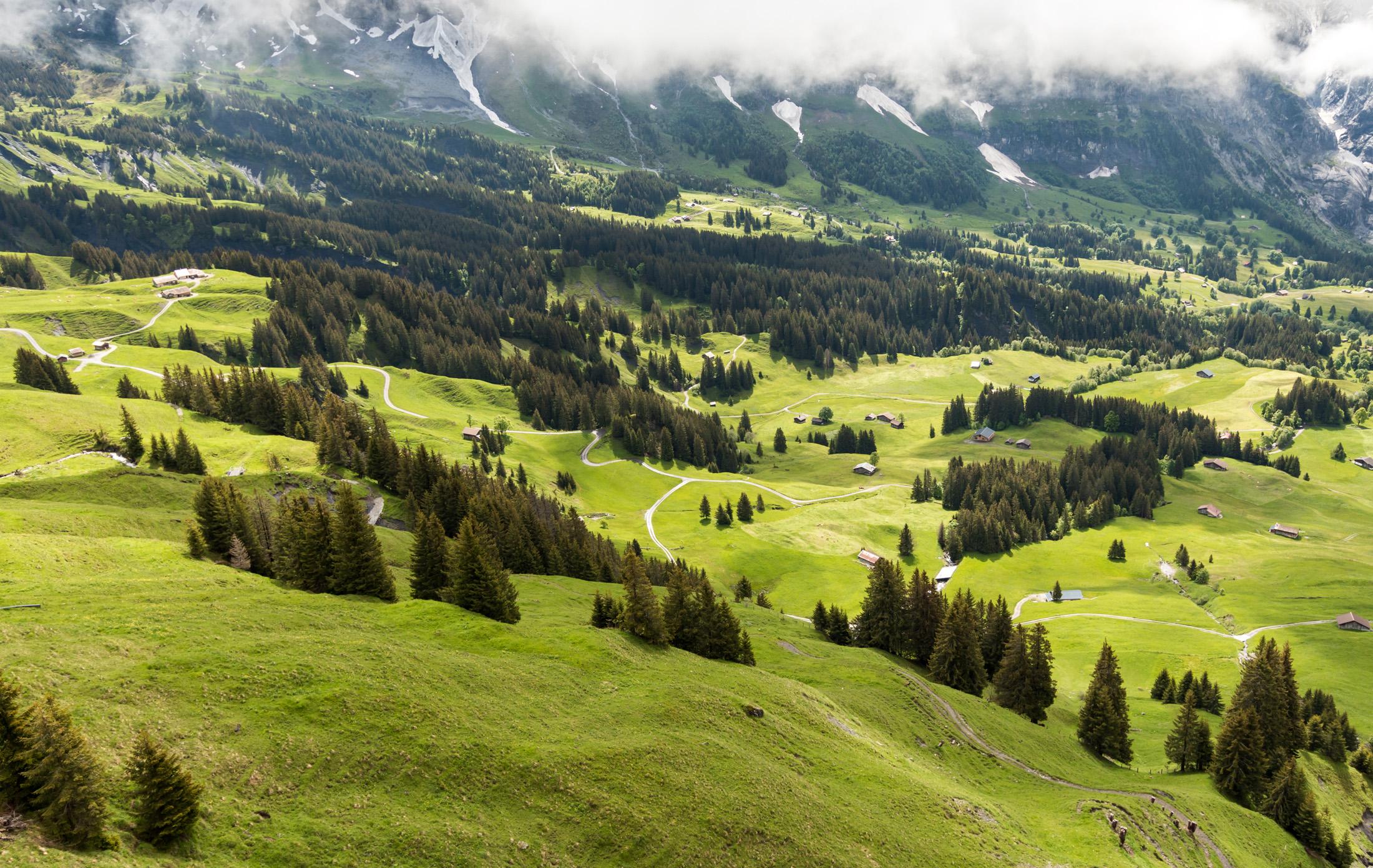 ciekawe miejsca w szwajcarii