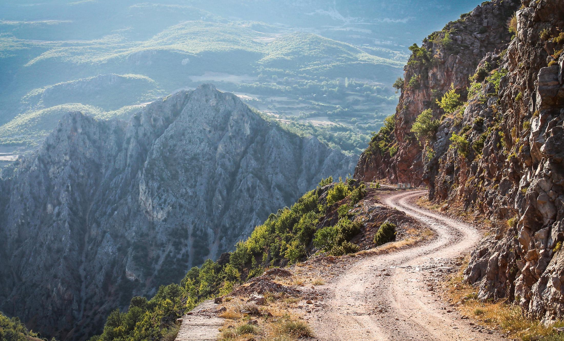 Ciekawe miejsc w Albanii