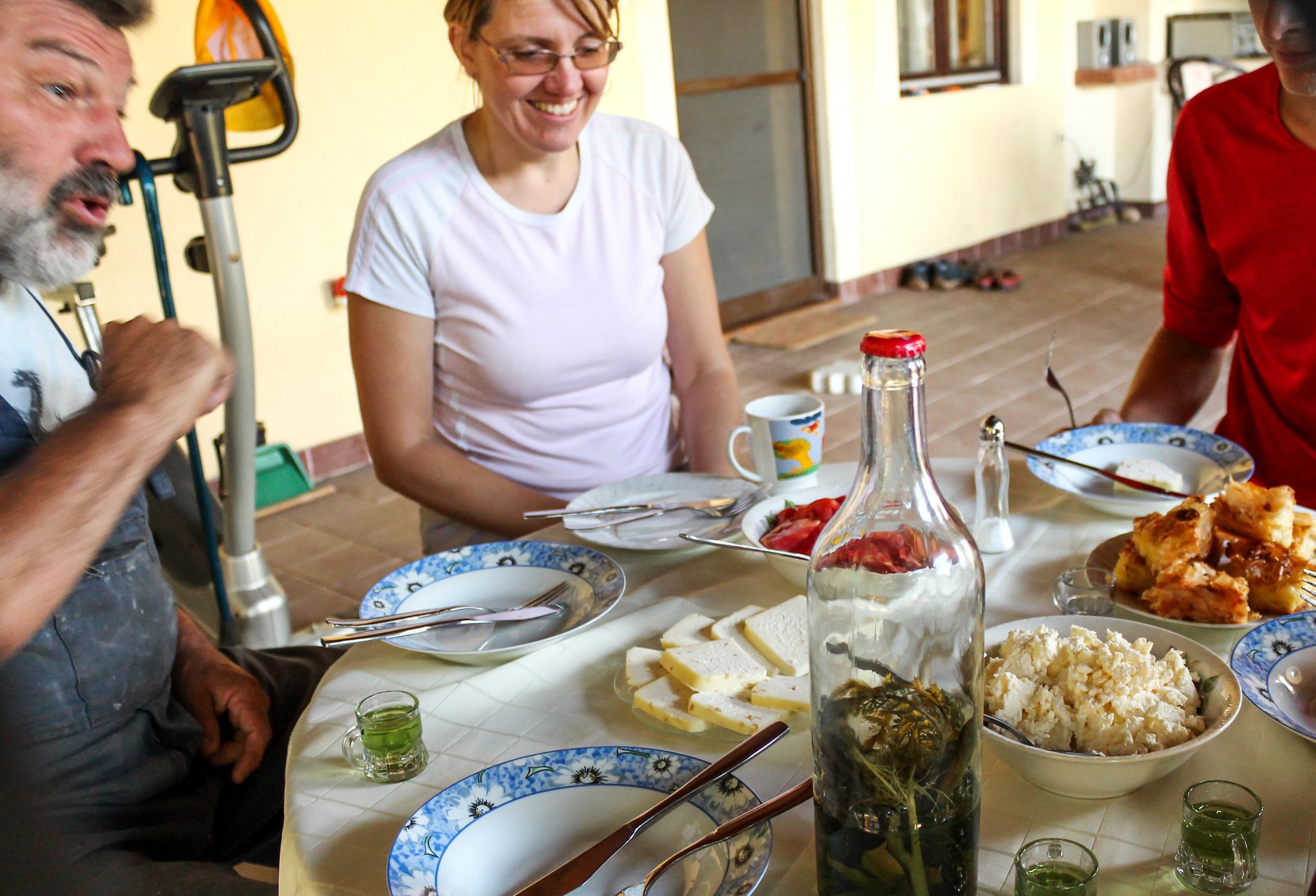 Gościnność na Bałkanach