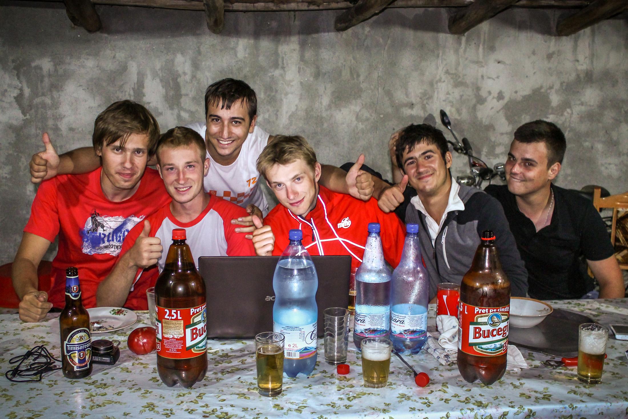 Ludzie na Bałkanach