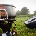 Biwakowe rewolucje. O jedzeniu w podróży, czyli co jeść pod namiotem i jak gotować?