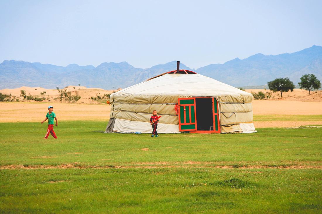 jurty-w-mongolii