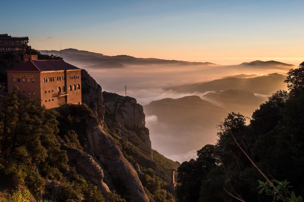 Montserrat o Wschodzie...