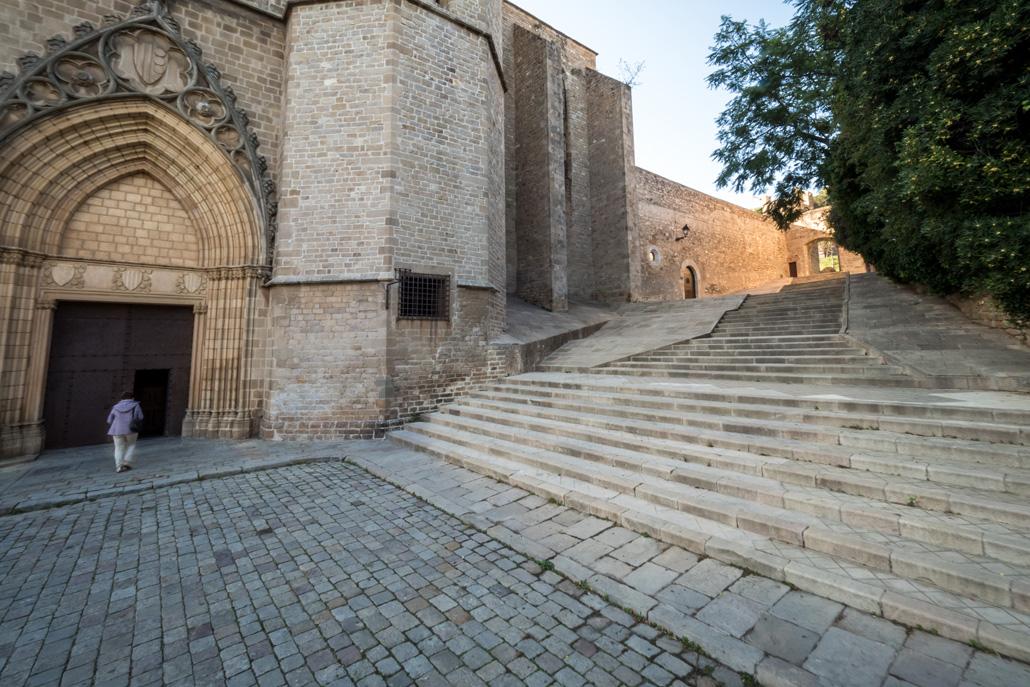 Mury Monastyru de Pedralbes