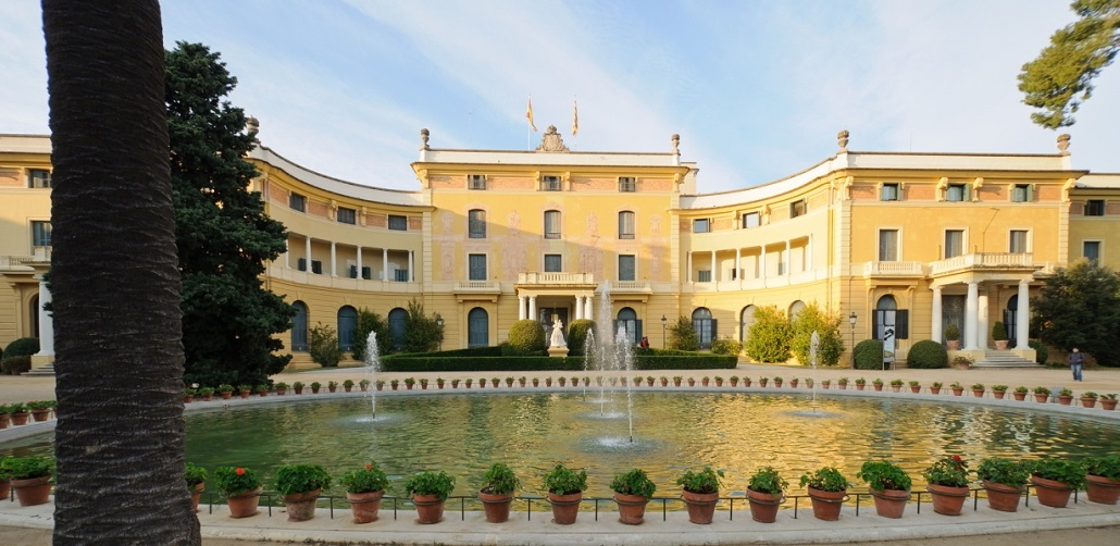 Gmach Pałacu. Fot: paucostafoundation.org