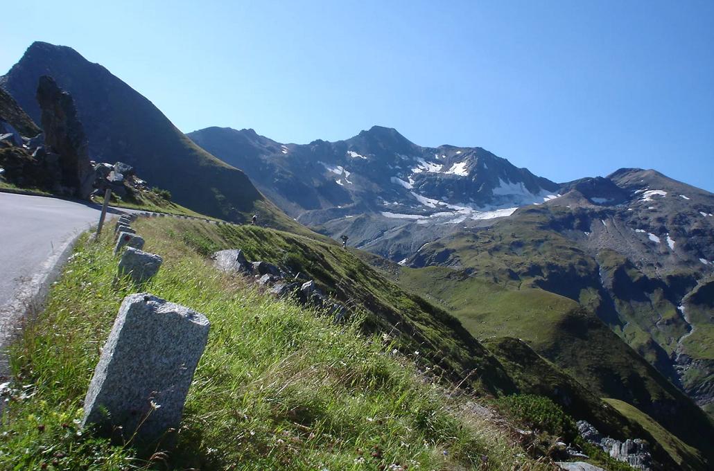 Większą ilością zdjęć katował nie będę. Jakby ktoś był chętny, tutaj relacja: Alpy rowerem.
