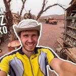 Pierwszy vlog z Maroka. Porzucony plan filmowy znanego HORRORU!!!
