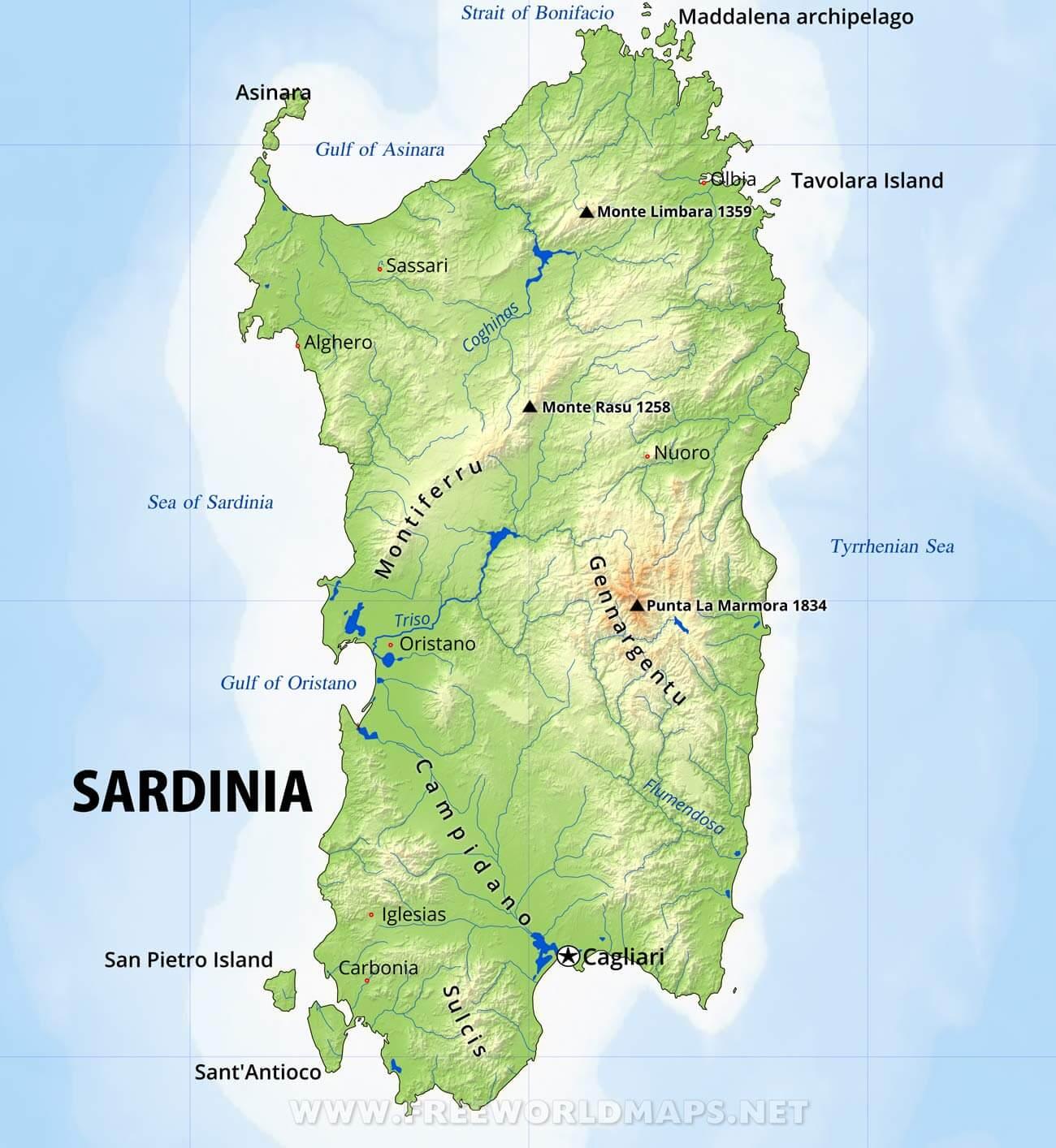 Sardynia Ciekawe Miejsca Atrakcje Plaze Co Zobaczyc Na Sardynii